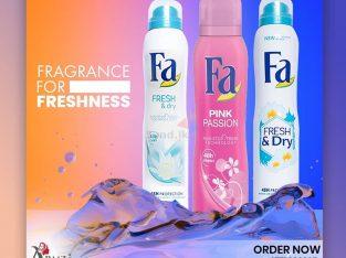 Fragrance For Freshness