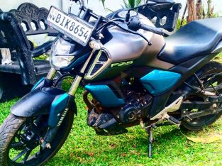 Yamaha FZ S Version 2019
